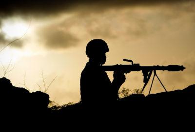 AMISOM Troops Up at Dawn on Mogadishu's Frontline