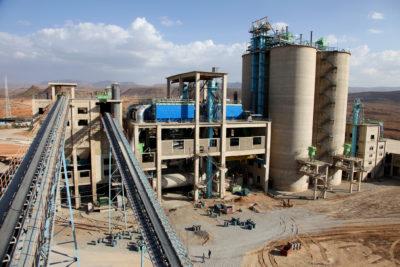 Cement Factory in Dire Dawa, Ethiopia. Source: 'Gavin Houtheusen/Department for International Development