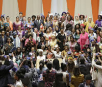 The launch of the African Women Leaders Network at UN HQ, NYC. June 2, 2017. Credit: UN Women