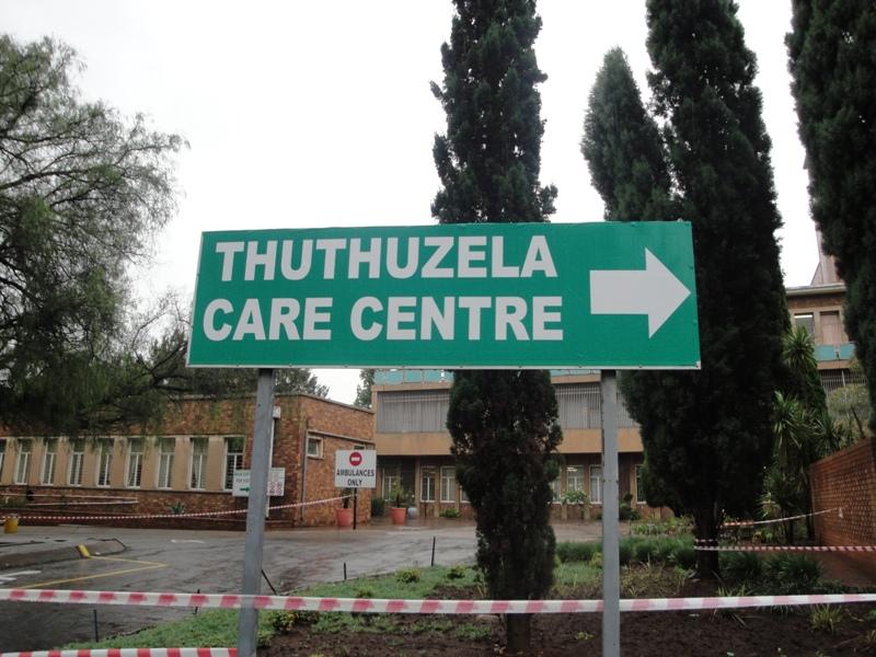 Thuthuzela Care Center for rape and sexual assault survivors.
