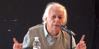 Egyptian economist Samir Amin on the the current Eurocrisis at this years Subversive Festival in Zagreb.