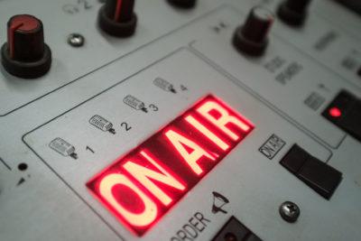 "Radio Flambeau de l""Orient in Kisangani, DRC. Photo by Axel Fassio/CIFOR"