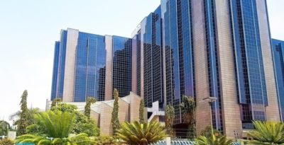 Central Bank of Nigeria. Photo by Harry Purwanto.
